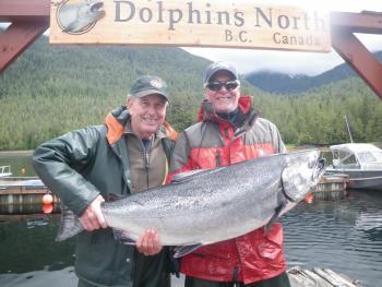 Spring (King) Salmon